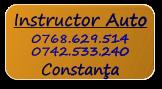 instructor auto in constanta. Tel: 0768.629.514 , 0742.533.240